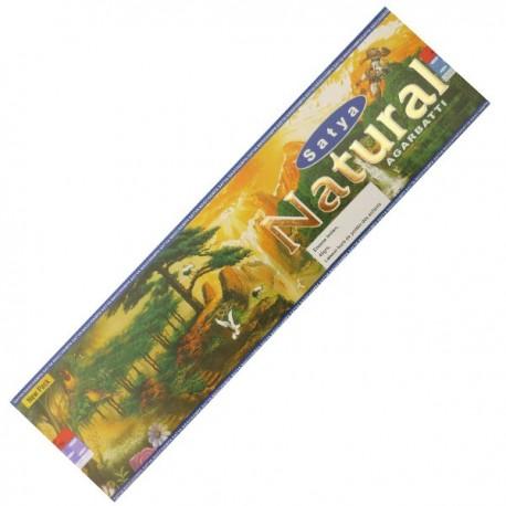 Incense Satya natural pack of 45gr