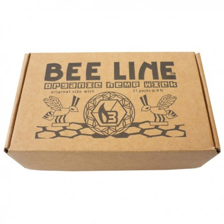 The hemp wick bee line sold per pack for more savings