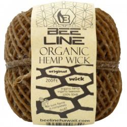 L'originale Hemp Wick Bee Line en bobine