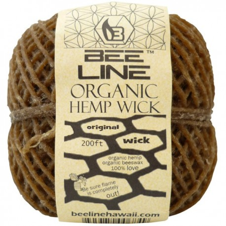 The original Hemp Wick Bee Line reel
