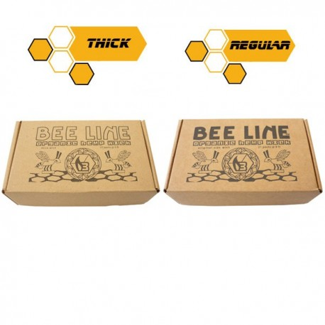 Hemp wick bee line vendita box (display)