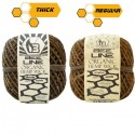 Pack Bobines Hemp Wick original + Thick