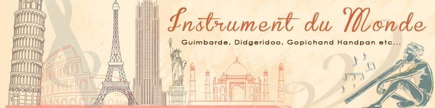 Wereld Muziek Instrumenten