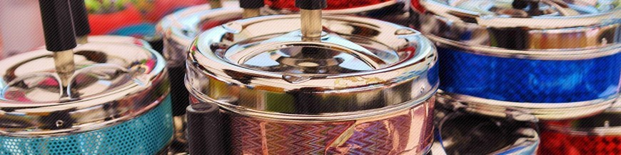Spinning ashtray
