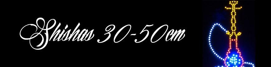 De 30 a 50 cm