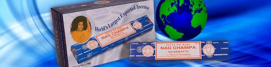 Räucherwerk Nag champa