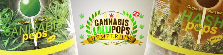 Confiseries et bonbons au cannabis