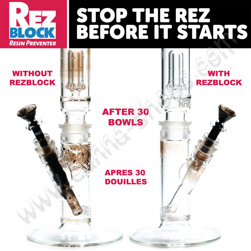 Rez Block concentrate